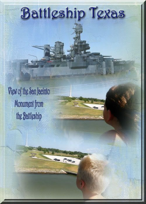 Texas,Battleship Texas,San Jacinto Monument