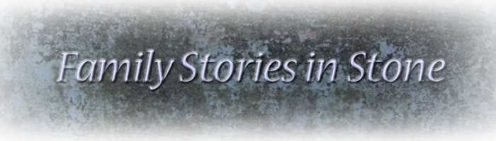 Family Stories in Stone Header