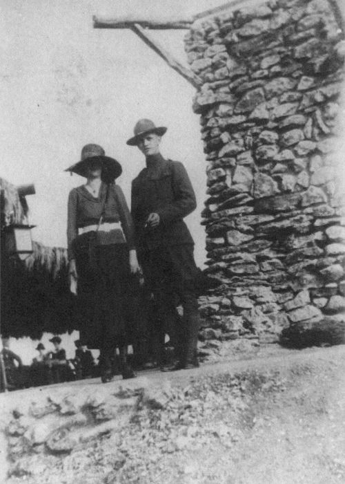 James Wesley and Mary Alice Velda (Truitt) Blacketer