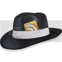 rss hat black