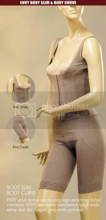 ENVY BODY KORSET DAN GIRDLE Pictures, Images and Photos